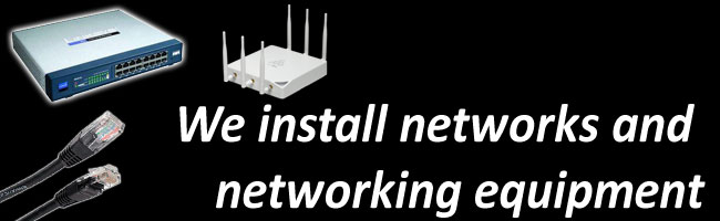 Wired and wireless networking